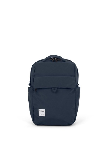 Hellolulu blue Hellolulu Mini Carter Backpack (Prussian Blue) 07416ACD2C3DB2GS_1
