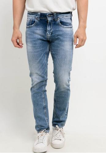 Lois Jeans blue Slim Stretch Long Pants Denim CAD3CAAAF00E67GS_1
