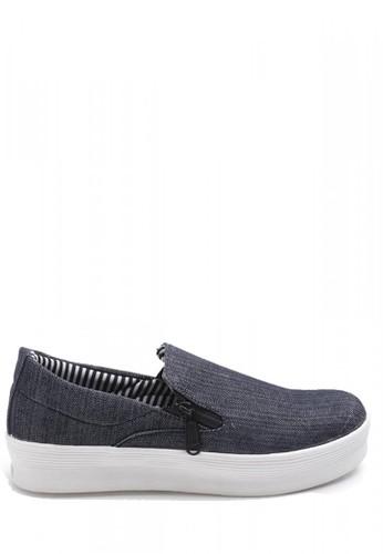 Dr. Kevin black Dr. Kevin Women Flat Shoes Slip On 43162 - Black DR982SH34UGNID_1