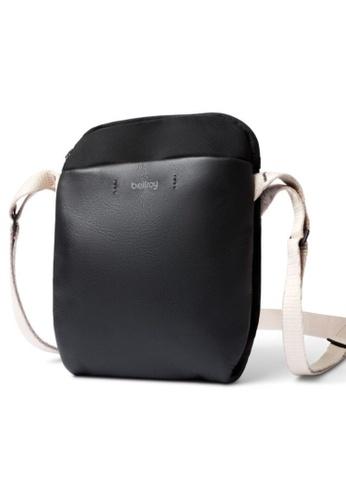 Bellroy black Bellroy City Pouch (Premium Edition) - Black Sand 8306FAC6DA52ABGS_1