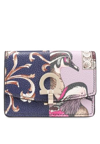 Ferragamo multi Silk Capsule Wallet (zt) 3EAD5ACEEC85C0GS_1