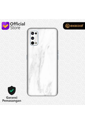 Exacoat Realme 7 Pro 3M Skins Stone Series - Marble White 101CCES2FCC1E6GS_1