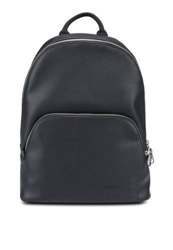 Calvin Klein black Angled Backpack 40 - Calvin Klein Jeans Accessories 6784DACF0FCA3FGS_1