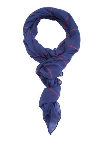 條紋圍巾, 飾品配esprit 見工件