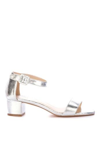 10dbf1d587b Shop Matthews London Ankle Strap Low Heeled Sandals Online on ZALORA  Philippines