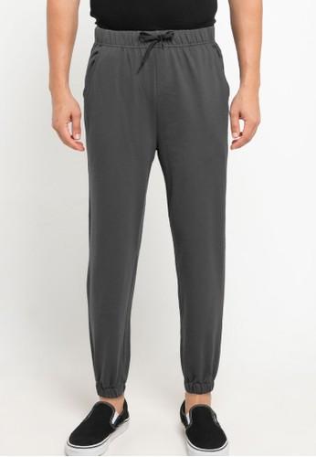 Tolliver grey Jogger Pants 9C4E0AA9345175GS_1
