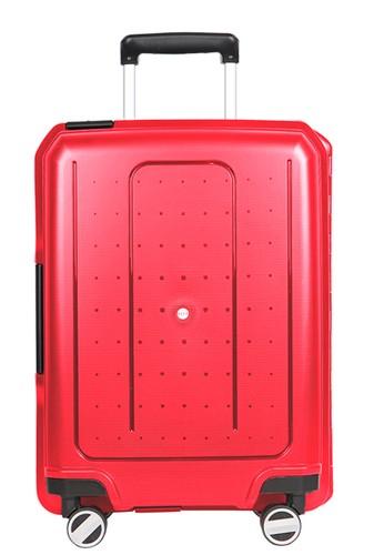 ELLE red ELLE 31211 - Luggage 20 inch - Red 498FDAC79A3846GS_1