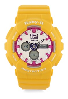 Image of Casio Baby-G Watch Ba-120-9Bdr-Id