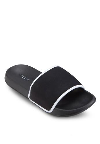 MW Pool 寬帶拖鞋, esprit旗艦店鞋, 鞋