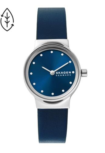 SKAGEN blue Freja Watch SKW3007 FAD4BAC53428A7GS_1