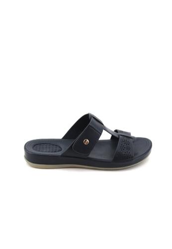 BATA Comfit Women Sandals - Navy 5619178 42C4CSH8B8D299GS_1