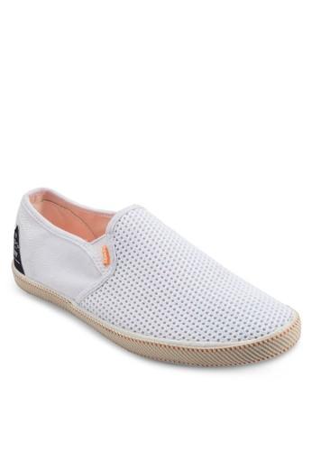 Deckhaesprit 衣服nd 網眼拼接運動鞋, 鞋, 鞋