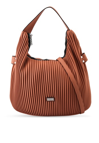 Keddo brown Rosemary Handbag 28BB1AC1A6D239GS_1