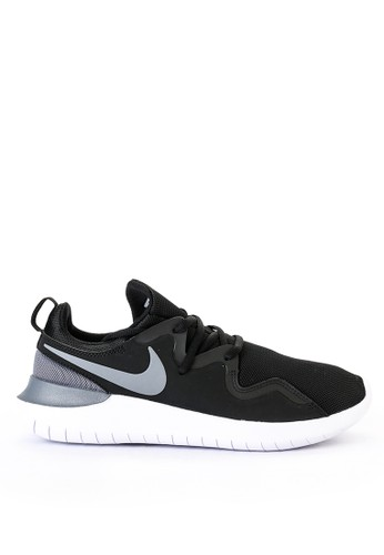 Nike black and multi Nike Tessen Running Shoes D6995SHE73BA97GS_1