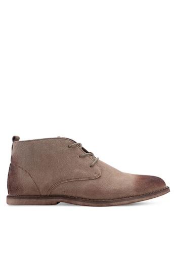 Twenty Eight Shoes beige Basic Boots 6C366SH94FA272GS_1