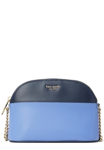 Kate Spade blue Kate Spade Sylvia Small Dome Crossbody Bag in Forget Me A4EF4ACF05B516GS_1