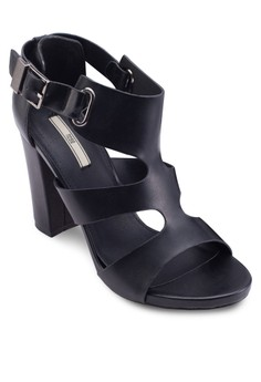 T-Strap Heel Sandals