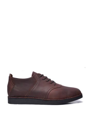 Toods Footwear brown Toods Footwear Spectre - Cokelat TO932SH44XAHID_1