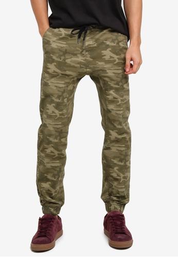Cotton On multi Drake Cuffed Pants 7D0ACAA86CDF20GS_1