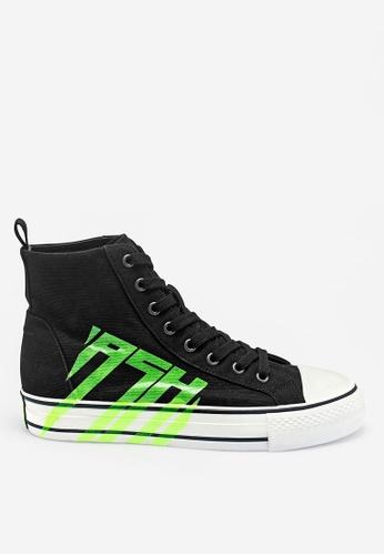 Ash 黑色 ASH Viky 運動鞋 -黑色 DB605SHA869117GS_1