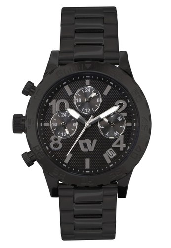 Christ Verra black Casual Women's Watches CV C 71090L-16 BLK 3CD36ACE67E721GS_1