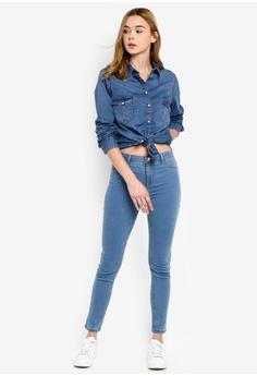 e9e01f1f38 10% OFF OVS Casual Long Sleeve Shirt RM 129.00 NOW RM 115.90 Sizes 40 42 44  48