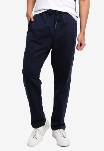 LC Waikiki navy Standard Fit Sweatpants EDEF2AAE08B85EGS_1