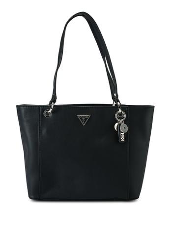 Guess black Noelle Elite Tote Bag 34611ACB52747BGS_1