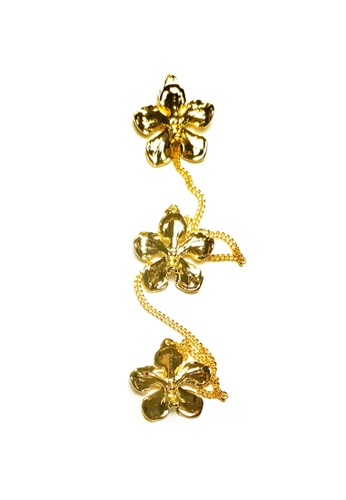 Paulini gold Kerongsang Orchid (G) AB337ACE2E073DGS_1
