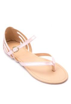 Brianna Flat Sandals