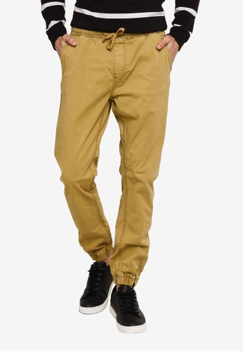 Indicode Jeans brown Fields Jogger Pants 02410AA710F052GS_1