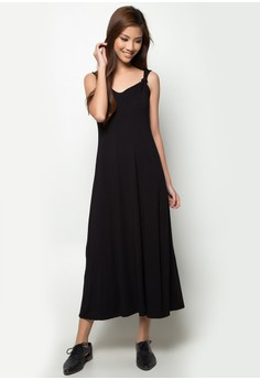 Gisele Knotted Maxi Dress
