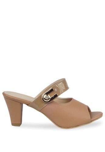CLAYMORE brown CLAYMORE Heels WK - 12 Moca BAC4ASH79DDF52GS_1