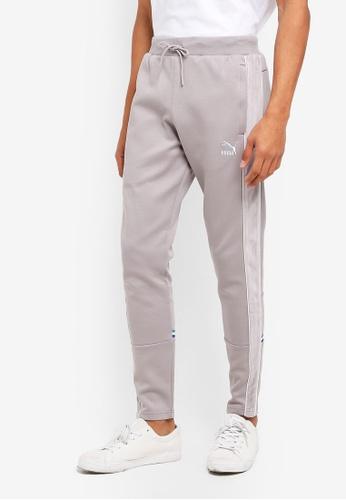 Puma Select grey Puma X Big Sean T7 Track Pants 49326AA0DB2663GS_1