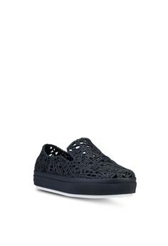 6c668df488 Melissa Melissa Campana Sneakers Ad Slip Ons S  160.00. Sizes 5 6 7 8 9