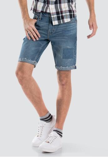 6e77d251 Levi's blue Levi's 511 Slim Fit Cut-Off Shorts Men 36555-0266  4525CAA06C50EEGS_1