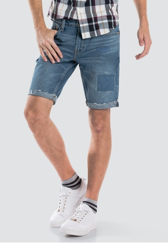 4c5ed61c Levi's blue Levi's 511 Slim Fit Cut-Off Shorts Men 36555-0266  4525CAA06C50EEGS_1