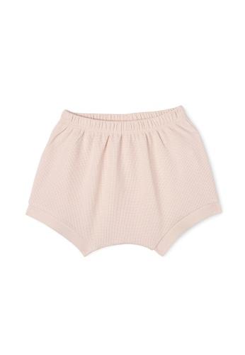 Gen Woo pink Waffle Baby  Bloomers 63953KA2586741GS_1