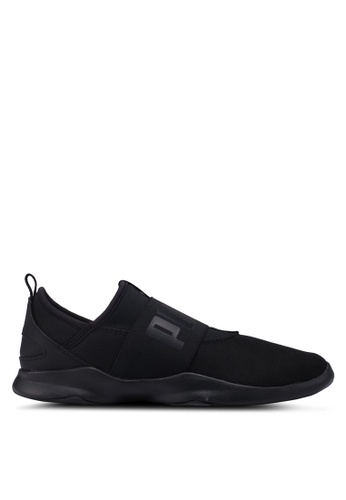 Puma black Sportstyle Core Puma Dare Shoes 731C5SHECE5D1CGS_1
