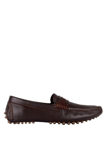 Dr. Mocc black and brown Bentol 05B-Brown DR198SH85HCGID_1
