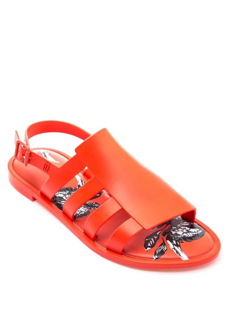 Boemia II Flat Sandals