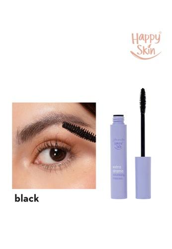 Happy Skin black Extra Drama Volumizing Mascara in Black 3592EBEBC46E18GS_1