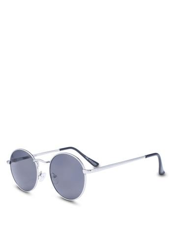 Rubi silver Emmi Metal Frame Sunglasseses 2509FGLD06BC3CGS_1