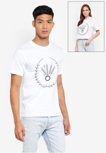 Klozet Kuala Lumpur white Identimerty T-Shirt (Perak) KL475AA0SRMUMY_1