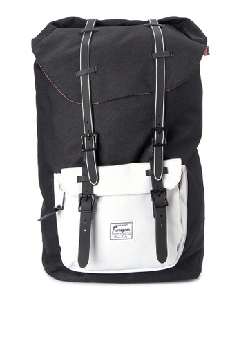 Transgear black Backpack 334-TGBP TR281AC0IQOVPH_1