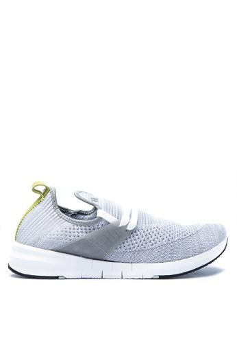 G&G grey Coolway Men's Sneakers GG012SH0K3MGPH_1