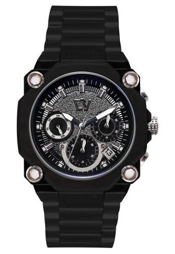 Christ Verra black Christ Verra Women's Watches CV C 71082L-10 BLK 28C6FAC214220BGS_1