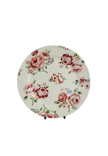 "Claytan Fragrance Rose - 8.2"" Salad Plate 5C534HL2384AE7GS_1"