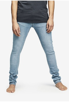 d192ad8dce2af Cotton On blue Super Skinny Jeans 8D4ADAA6EC4727GS 1