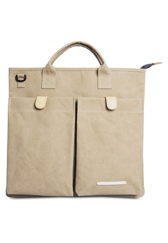Raw Waxed 44esprit outlet 桃園0 R Tote Bag, 包, 包